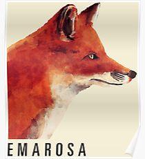 Emarosa Versus Fox Poster