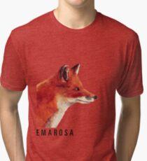 Emarosa Versus Fox Tri-blend T-Shirt