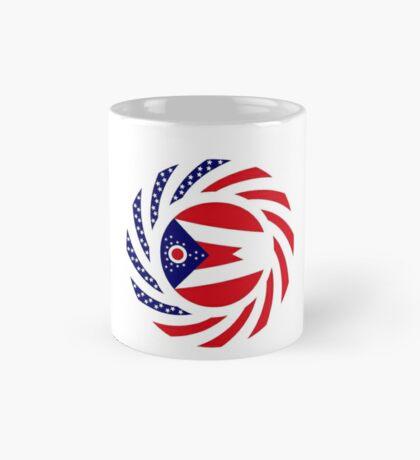 Ohio Murican Patriot Flag Series Mug