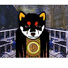 Crypt.dog in his Crypto Crypt promo  by inauthentic