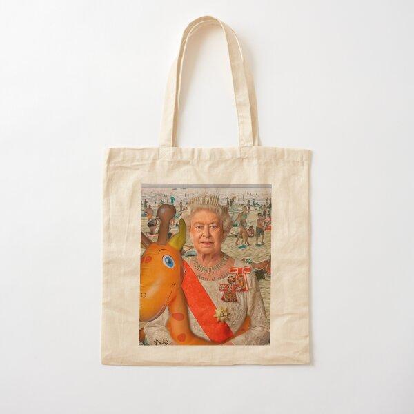 London Calling Cotton Tote Bag