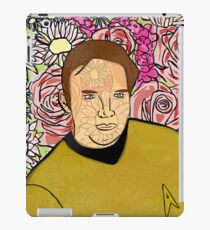 Kirk Bouquet iPad Case/Skin