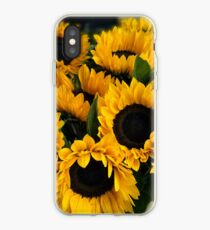 Sunflower Sensation iPhone Case