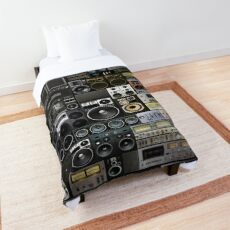 Hifidelity Remix Comforter