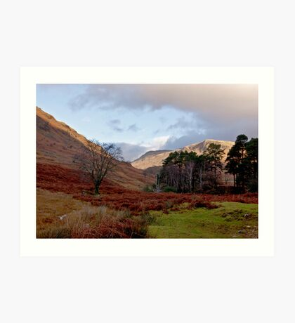 The Beauty of Wasdale Art Print