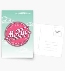 McFly Hoverboards Postcards