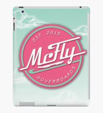 McFly Hoverboards iPad Case/Skin