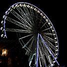 Big Wheel by Michael Hadfield