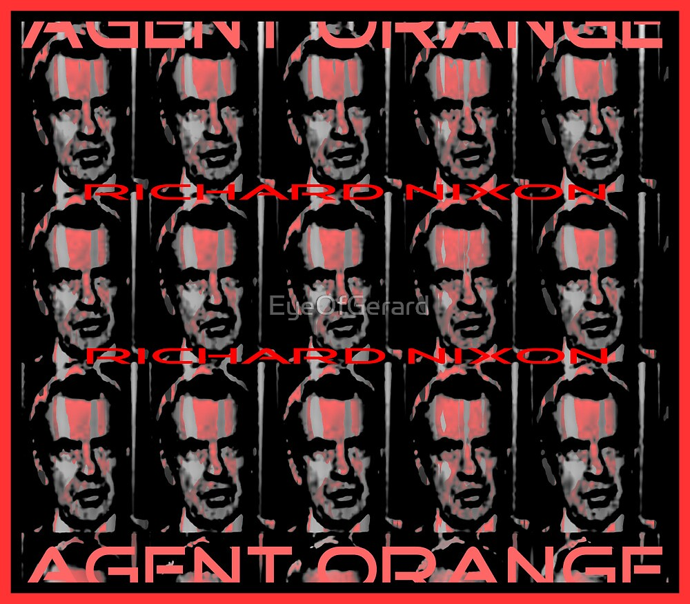 Agent Orange... by EyeOfGerard