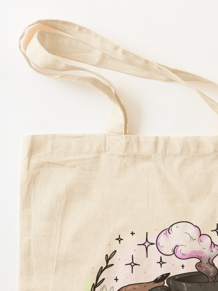 Alternate view of Witches Brew Tote Bag