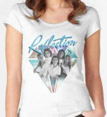 Fifth Harmony // REFLECTION  Women's Fitted Scoop T-Shirt