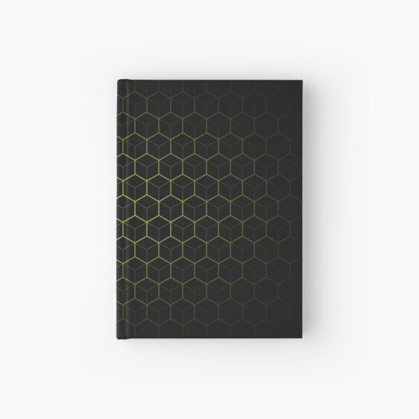 Very Cool, Super Awesome and kind of Pretty Amazing Abstract Pattern Hardcover Journal