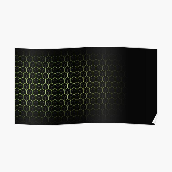 Very Cool, Super Awesome and kind of Pretty Amazing Abstract Pattern Poster