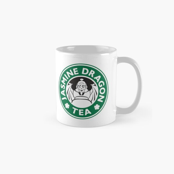 Jasmine Dragon, Uncle Iroh, Avatar The Last Airbender-Inspired Design Classic Mug