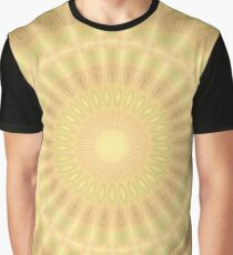 Tropical Mandala Graphic T-Shirt