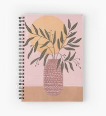 olive branch Spiral Notebook