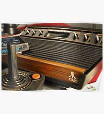 Atari VCS Poster