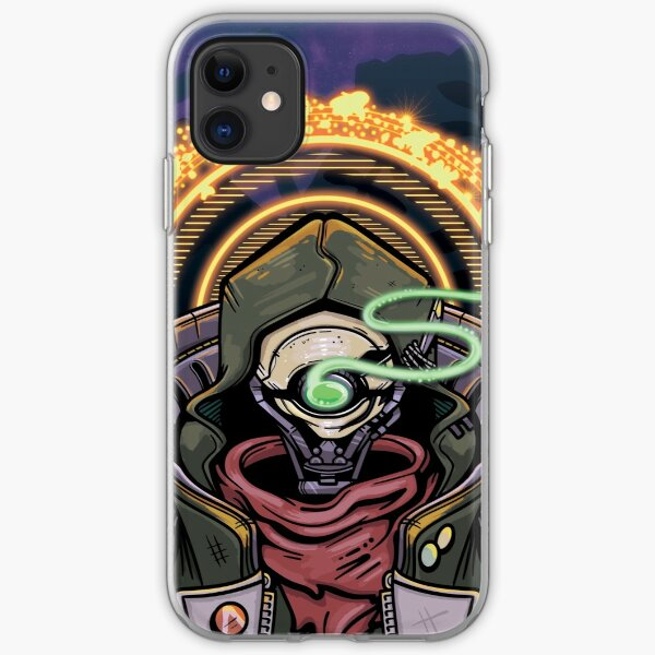 Fl4k Lands iPhone Soft Case