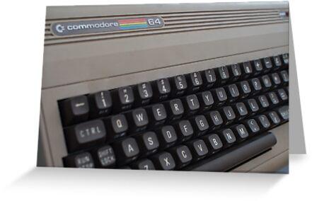 Commodore 64 by billlunney