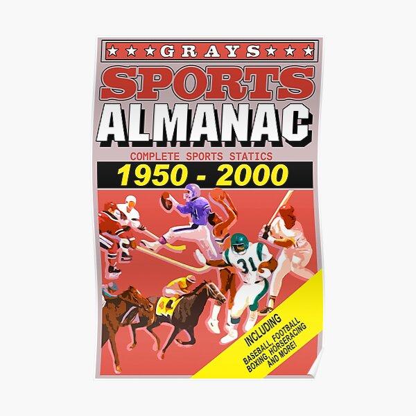 BTTF: Sports Almanac Poster