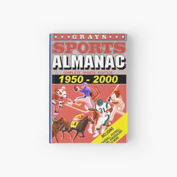 BTTF: Sports Almanac Hardcover Journal