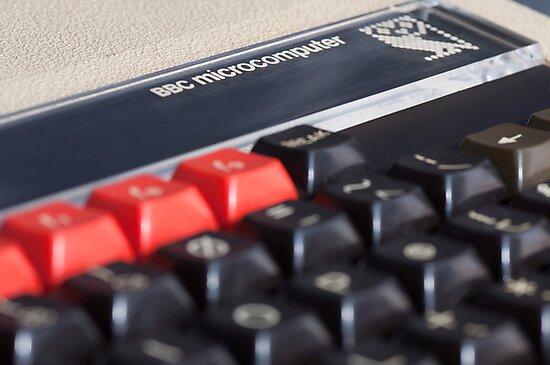 BBC micro computer by billlunney