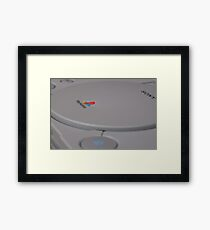 Sony Playstation Framed Print