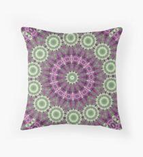 Unique Mandala Throw Pillow