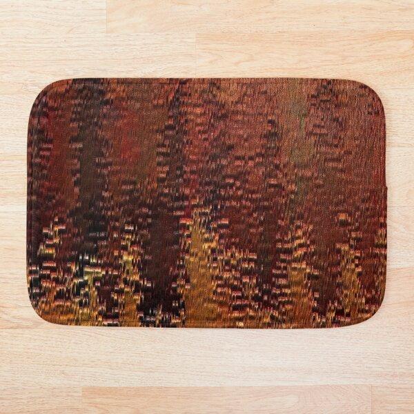 Copper Bronze Bath Mat