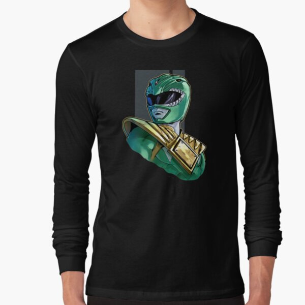 Tommy The Green Ranger Long Sleeve T-Shirt
