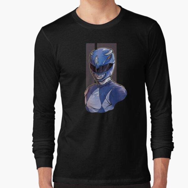 The Blue Ranger Long Sleeve T-Shirt