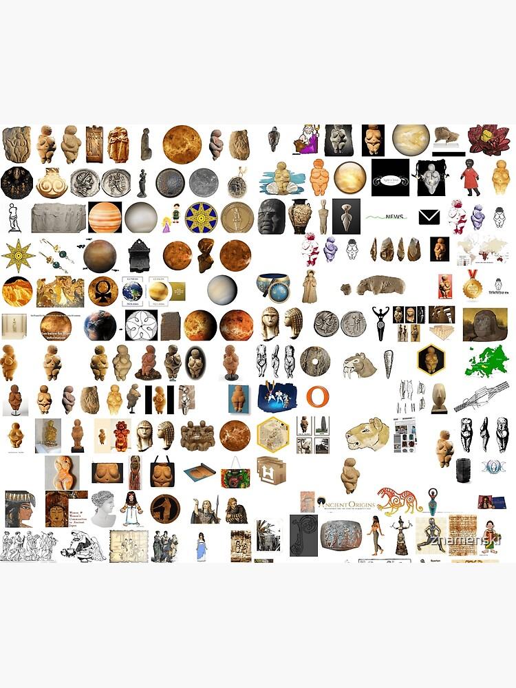 Ancient Venus, #Ancient, #Venus, #AncientVenus,  #древний, #pristine, #antique, #early, #venerable, #crusted, #старинный, #old, #oldest, #older, #elder by znamenski