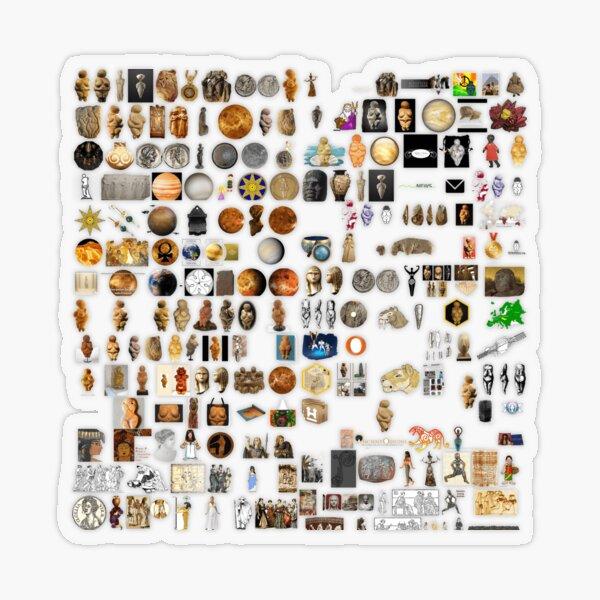 Ancient Venus, #Ancient, #Venus, #AncientVenus,  #древний, #pristine, #antique, #early, #venerable, #crusted, #старинный, #old, #oldest, #older, #elder Transparent Sticker