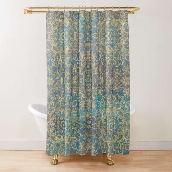 Moroccan Dreams Shower Curtain