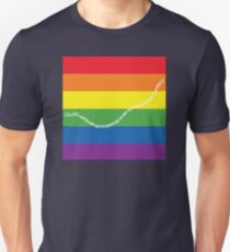 guilty gay pride family guy T-Shirt