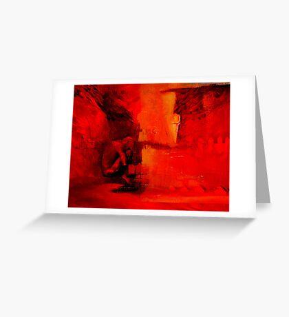 Orpheus Greeting Card