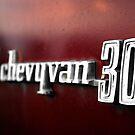 Chevy Van 30 by AndrewCaucutt
