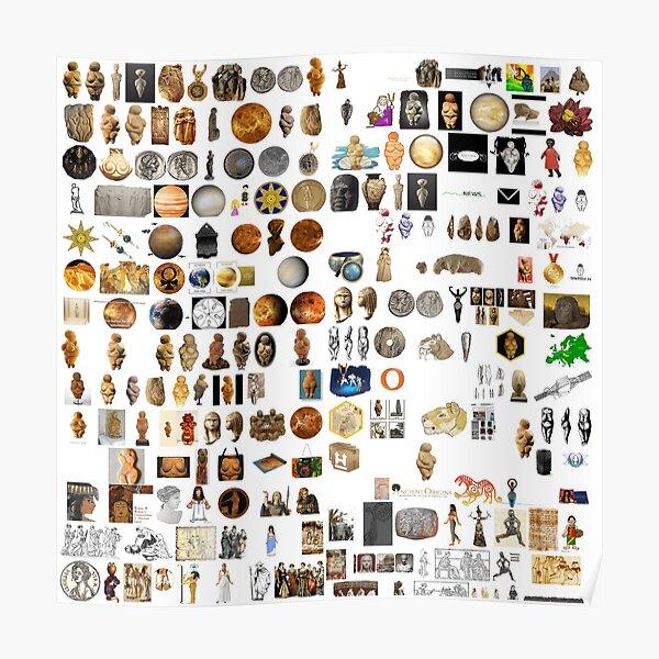 Ancient Venus, #Ancient, #Venus, #AncientVenus,  #древний, #pristine, #antique, #early, #venerable, #crusted, #старинный, #old, #oldest, #older, #elder Poster