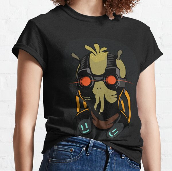 Krombopulos Michael Is Ready To Hunt Classic T-Shirt