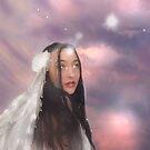 Angel of mine by MarleyArt123