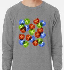 RGB Tomato salad Lightweight Sweatshirt