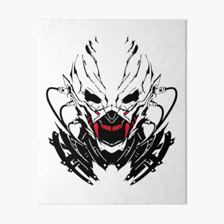 Revenant Art Board Print