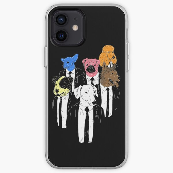 Real Reservoir Dogs iPhone Soft Case
