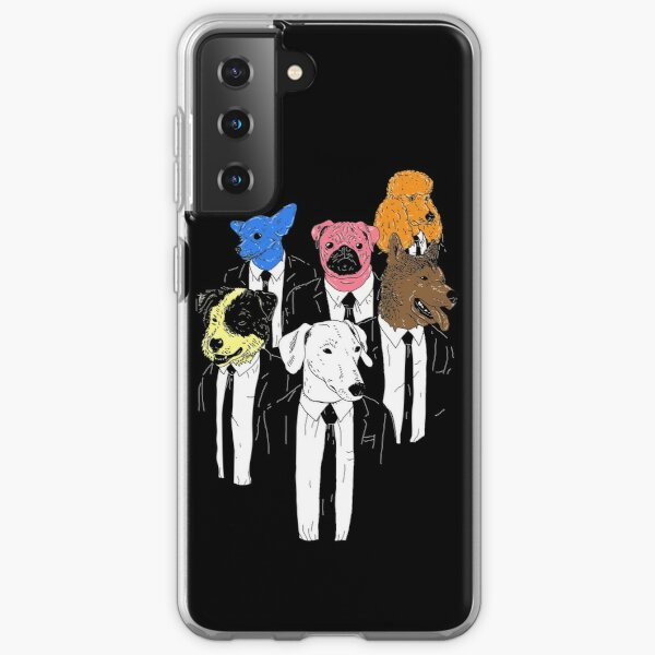 Real Reservoir Dogs Samsung Galaxy Soft Case
