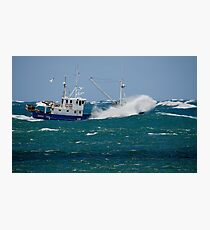 Rachel Maree  -  Fishing Trawler Photographic Print