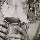 unfinished- my cup by evon ski