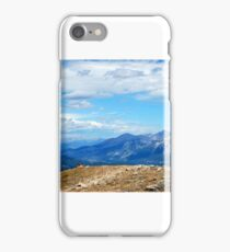 same sky different horizon iPhone Case/Skin