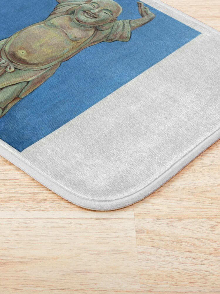 Alternate view of Standing Happy Bath Mat