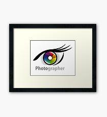 Photographer community Framed Print