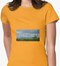 Country Fields, South Australia Womens Fitted T-Shirt